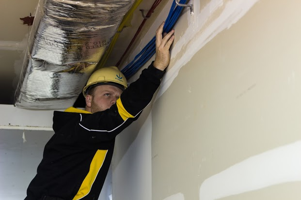 Low Voltage Wiring Installer